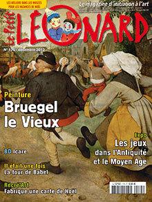 PETIT LEONARD BRUEGEL LE VIEUX - PLEO175