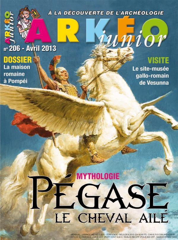 ARKEO JUNIOR PEGASE LE CHEVAL - ARKE206