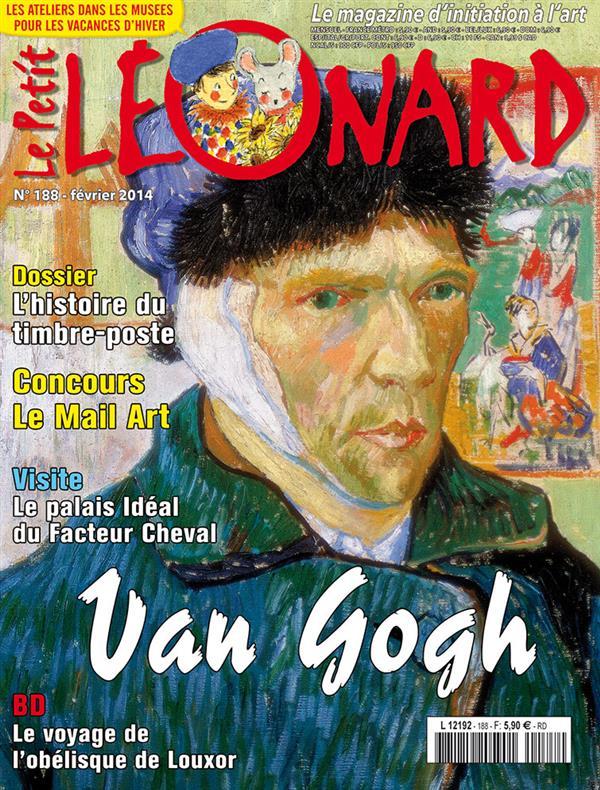 PETIT LEONARD VAN GOGH - PLEO188