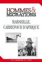 HOMMES  MIGR MARSEILLE - HOMI1224