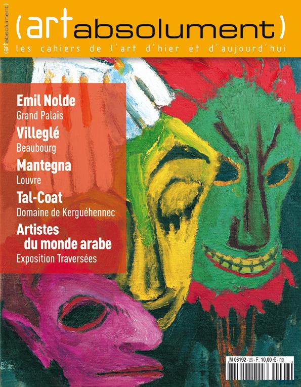 ART ABSOLUMENT.EMIL NOLDE... - ARTA26