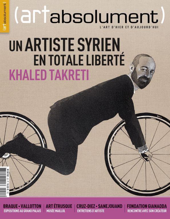 ART ABSOLUMENT KHALED TAKRETI - ARTA55
