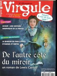 VIRGULE N 135 DE L AUTRE COTE DU MIROIR DECEMBRE 2015
