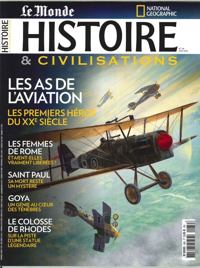 HISTOIRE & CIVILISATIONS N 39 MAI 2018