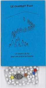 CHAPELET FIAT ENFANT + LIVRET