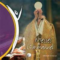 CD IL EST VIVANT ! MESSES DE L'EMMANUEL - DOUBLE CD