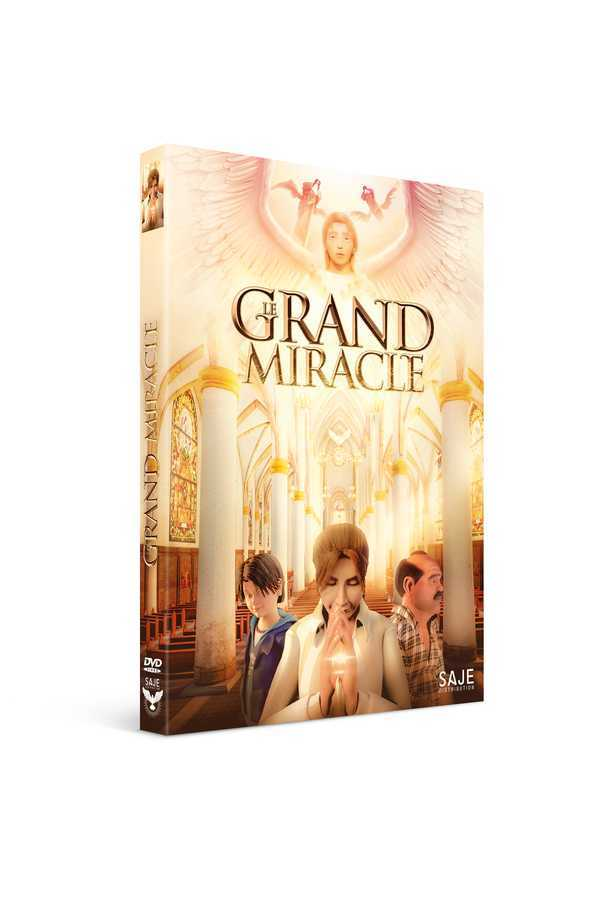 COFFRET LE GRAND MIRACLE - DVD AVEC BONUS CATECHESE