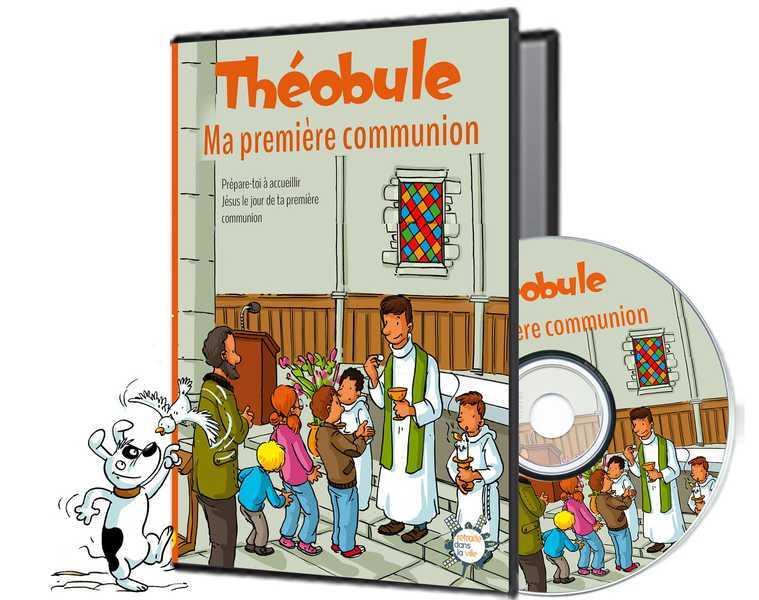 MA PREMIERE COMMUNION - DVD THEOBULE
