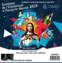 N'AIE PAS PEUR, VIENS AVEC CONFIANCE  SESSION DU 01 AU 06 AOUT 2017