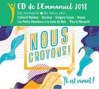 CD IL EST VIVANT ! NOUS CROYONS ! CD 64