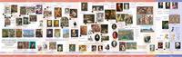 CHRONO'KIT 3 : FRISE CHRONOLOGIQUE (1500-1770), LA RENAISSANCE, LE BAROQUE