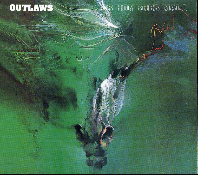 LOS HOMBRES MALO - CD  OUTLAWS