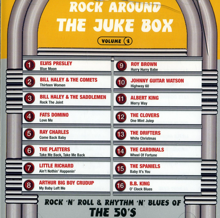 ROCK AROUND THE JUKE BOX 4 -CD