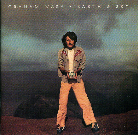 NASH GRAHAM - EARTH AND SKY - CD