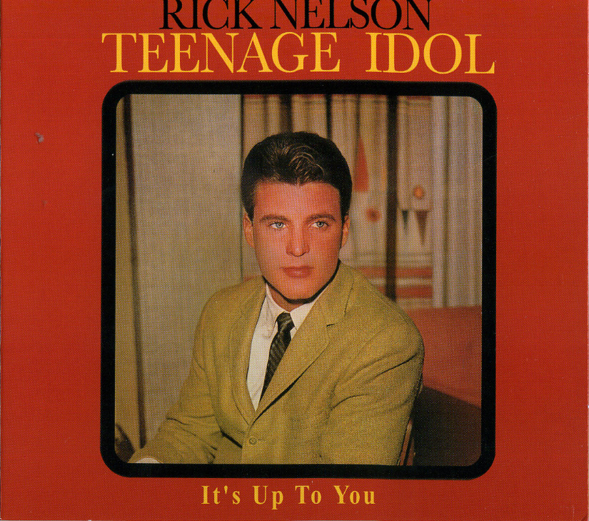 NELSON NICK - CD TEENAGE IDOL