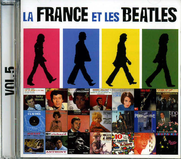 LA FRANCE&LES BEATLES VOL5 -CD
