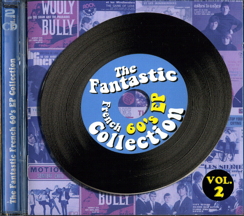 FRENCH 60'S EP COLLECT VOL2-CD