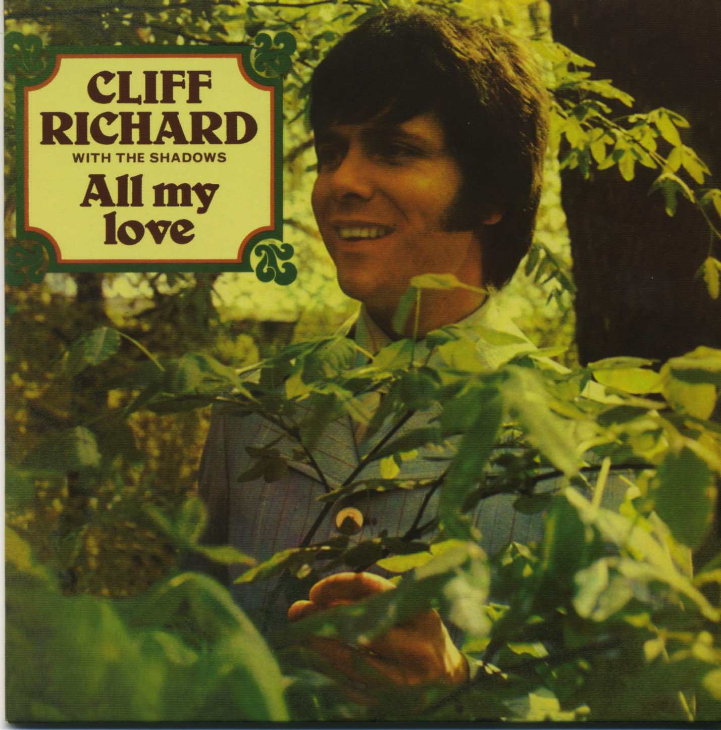 CLIFF RICHARD WITH... - CD  THE SHADOWS