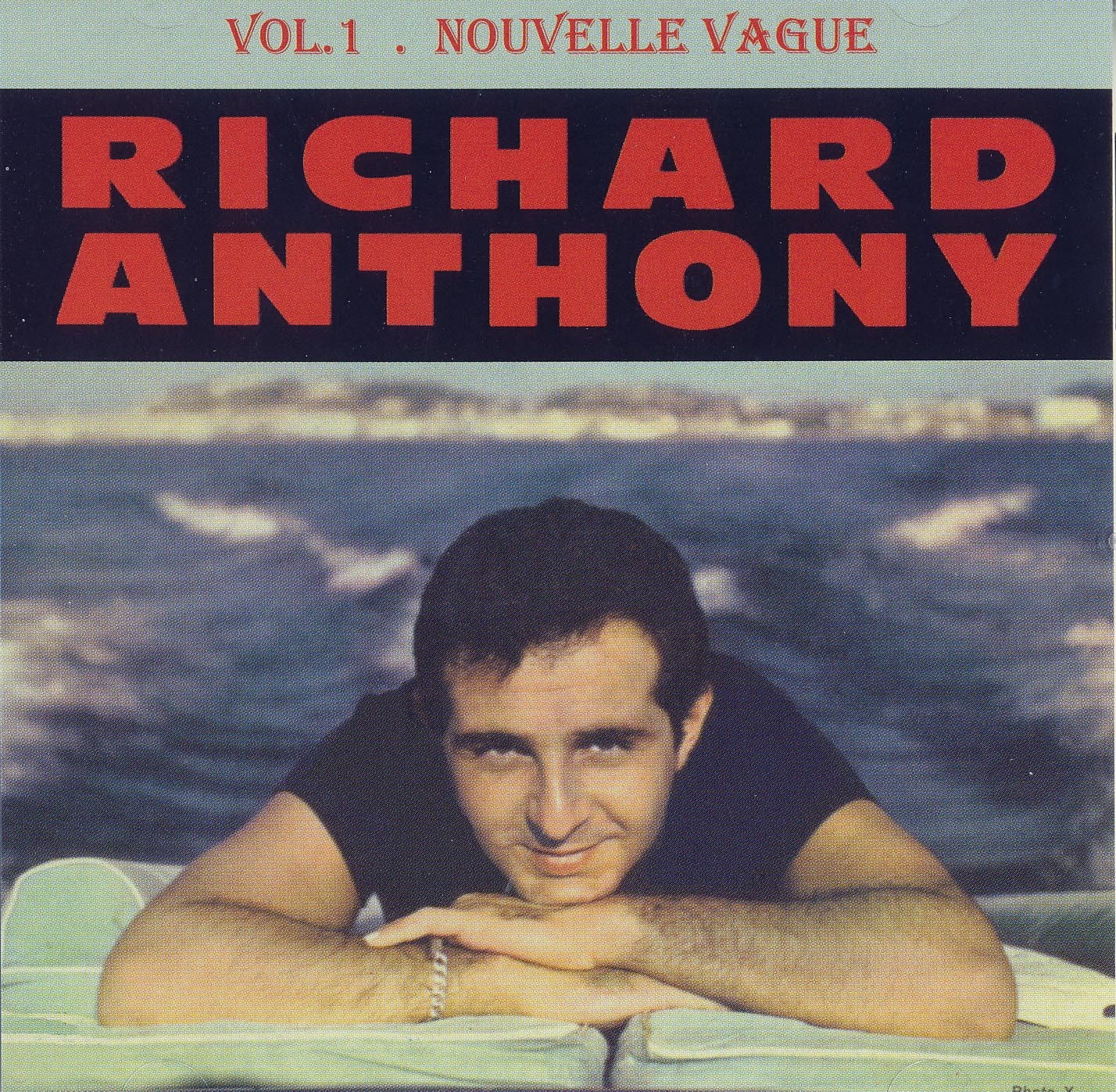 ANTHONY RICHARD - CD VOLUME 1 NOUVELLE VAGUE