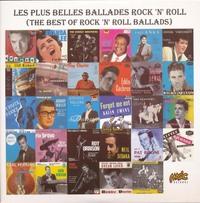 PLUS BELLES BALLADES ROCK - CD