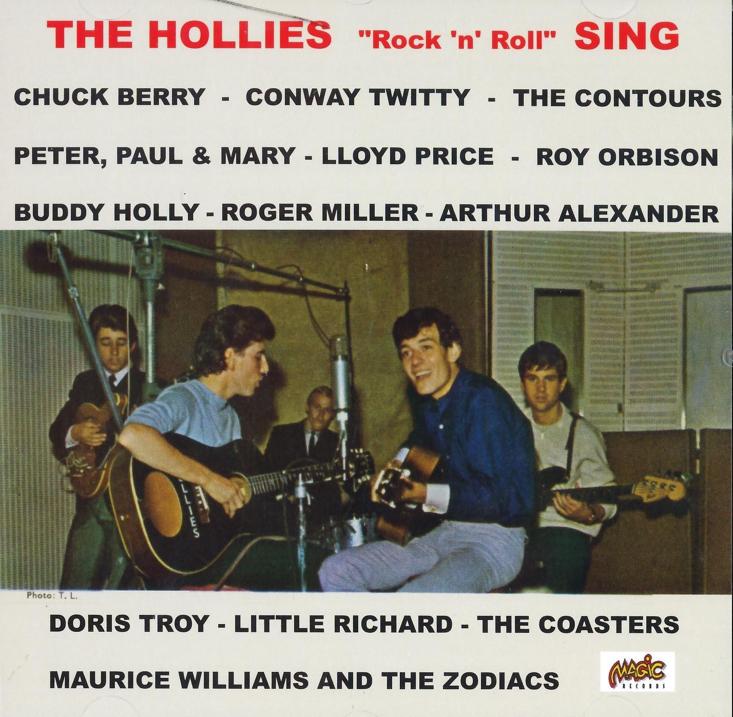 HOLLIES - CD ROCK N' ROLL SING
