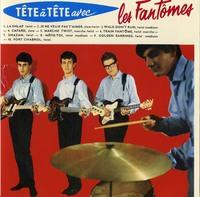 LES FANTOMES - TETE A TETE - CD