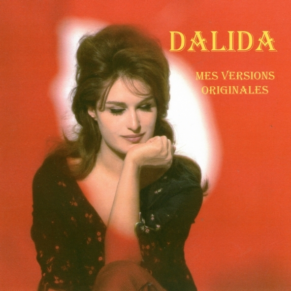 DALIDA  -  MES VERSIONS ORIGINALES - CD