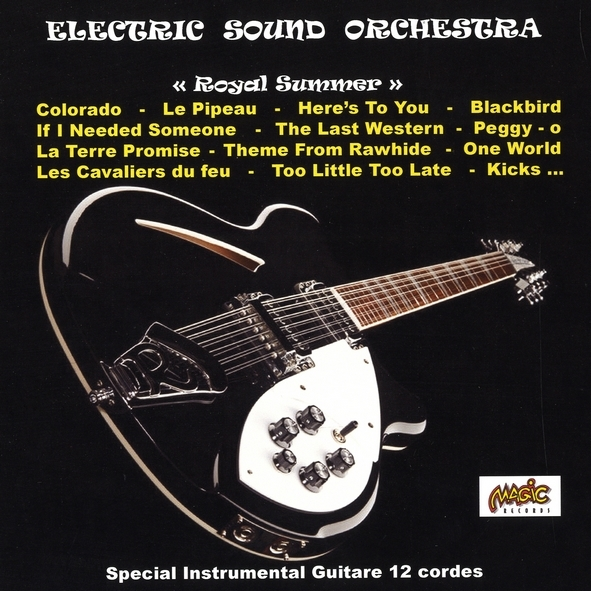 ELECTRIC SOUND ORCHESTRA - ROYAL SUMMER - CD