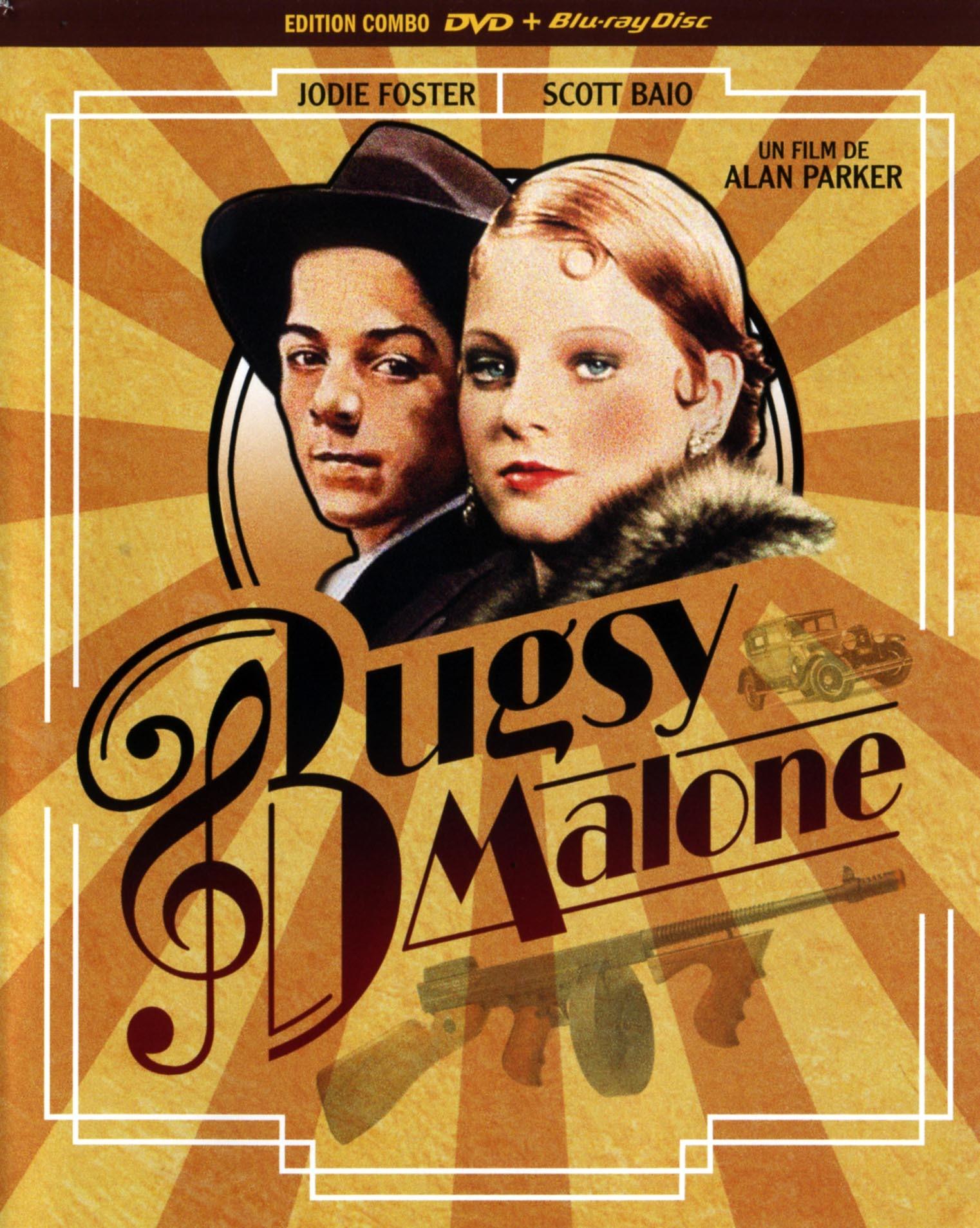 BUGSY MALONE - COMBO BLU-RAY + DVD