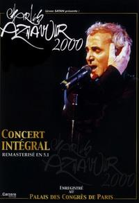 DVD AZNAVOUR, CHARLES - 2000