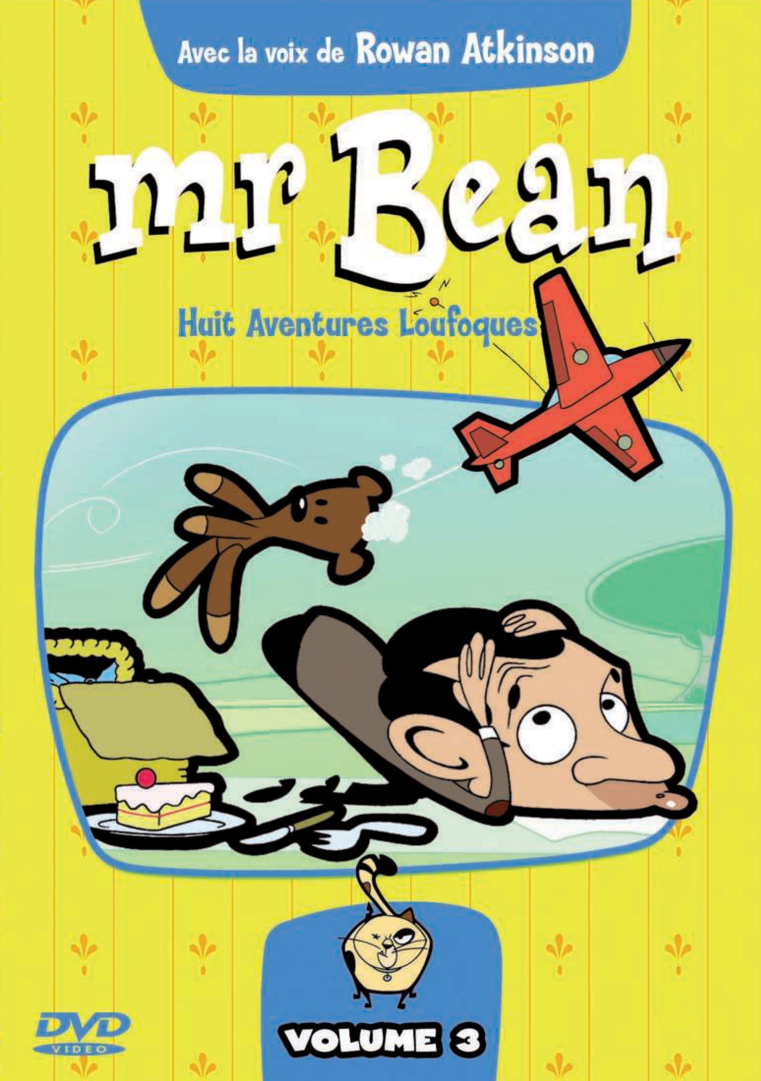 MR BEAN ANIMATED VOL 3 - DVD