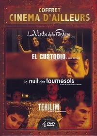 COFFRET CINEMA D'AILLEURS-4DVD