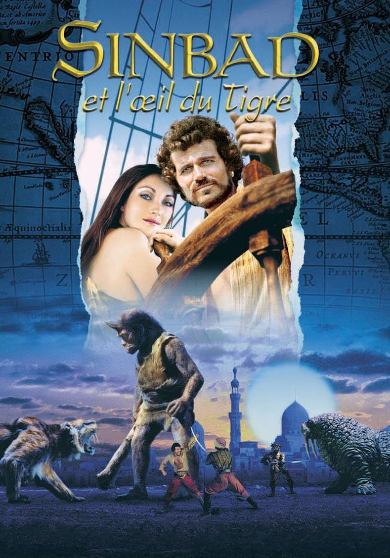 SINBAD ET L'OEIL DU TIGRE-DVD