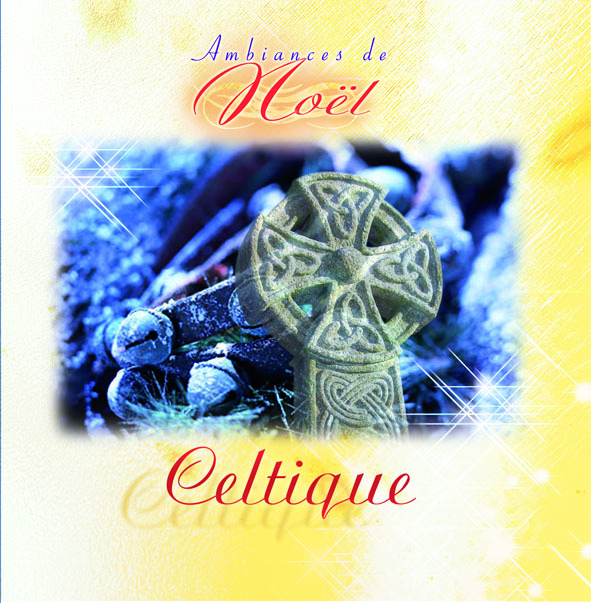 CELTIQUE - AMBIANCES DE NOEL - CD