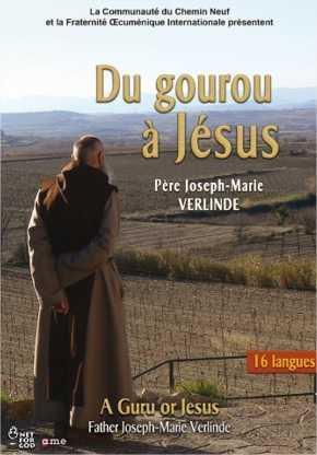 DU GOUROU A JESUS - PERE JOSEPH-MARIE VERLINDE - DVD