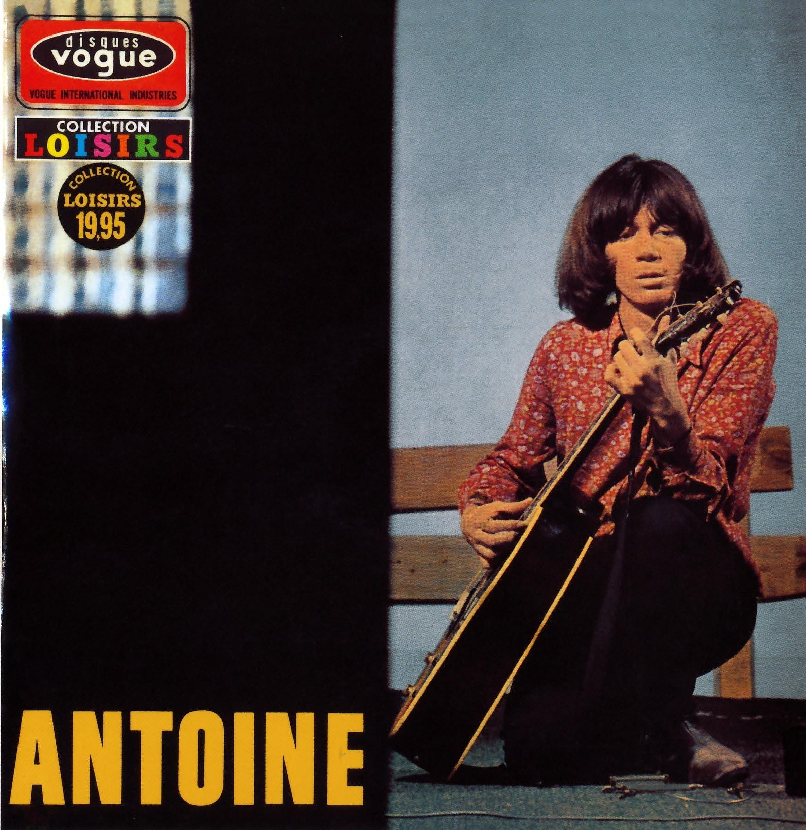 ANTOINE - CD