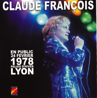 FRANCOIS CLAUDE - CD LIVE 1978