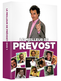 MEILLEUR DE PREVOST (LE) - 2 DVD