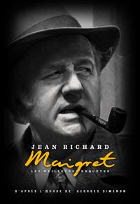 MAIGRET LES MEILLEURES ENQUETES 1967-1970 - 6 DVD