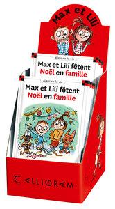 SABOT 12 EX MAX ET LILI FETENT NOEL EN FAMILLE