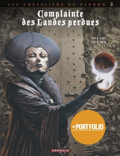 PACK COMPLAINTE DES LANDES PERDUES T3 + PORTEFOLIO