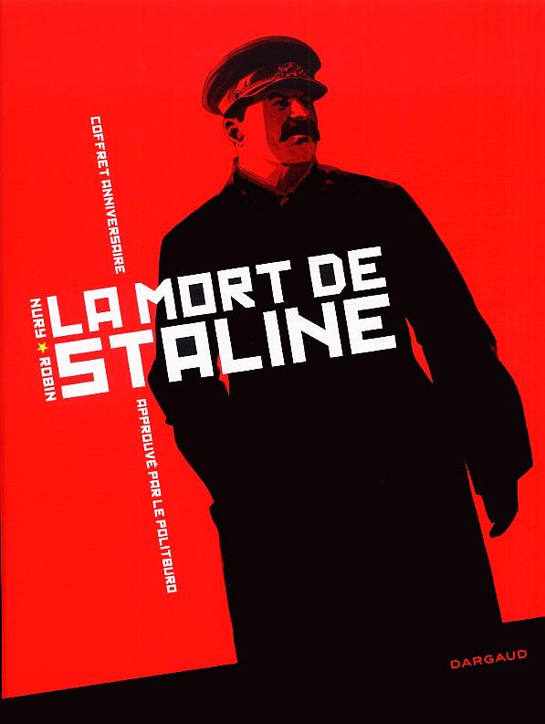 COFFRET LA MORT DE STALINE