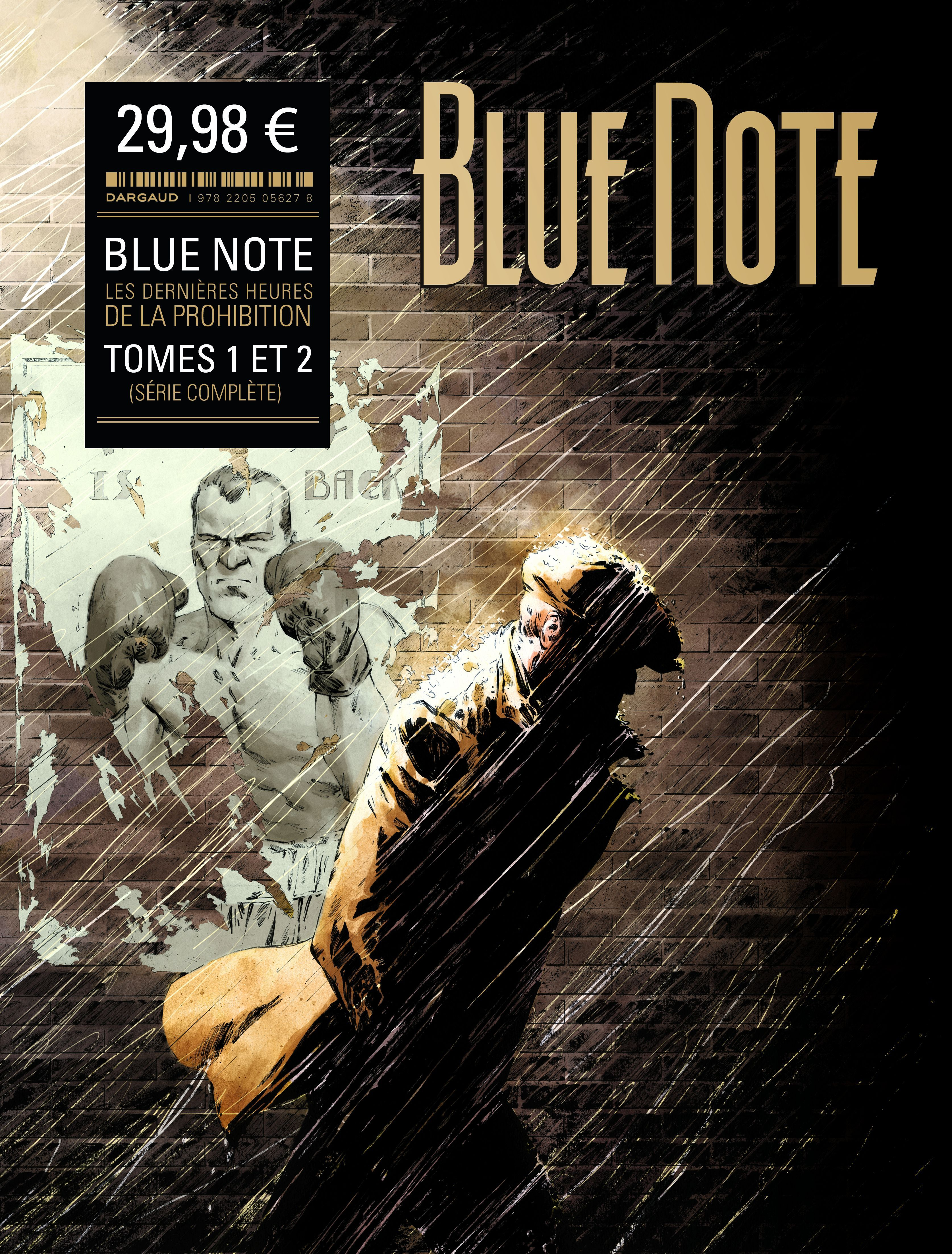 FOURREAU BLUE NOTE T1/T2