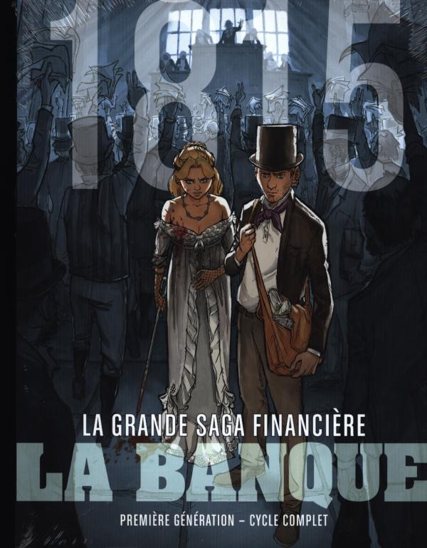 FOURREAU LA BANQUE - LA BANQUE PREMIERE GENERATION - T1 ET T2