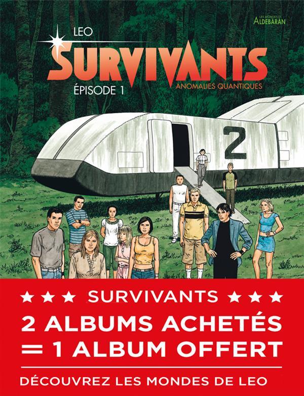 PACK SURVIVANTS - 2+1 GRATUIT