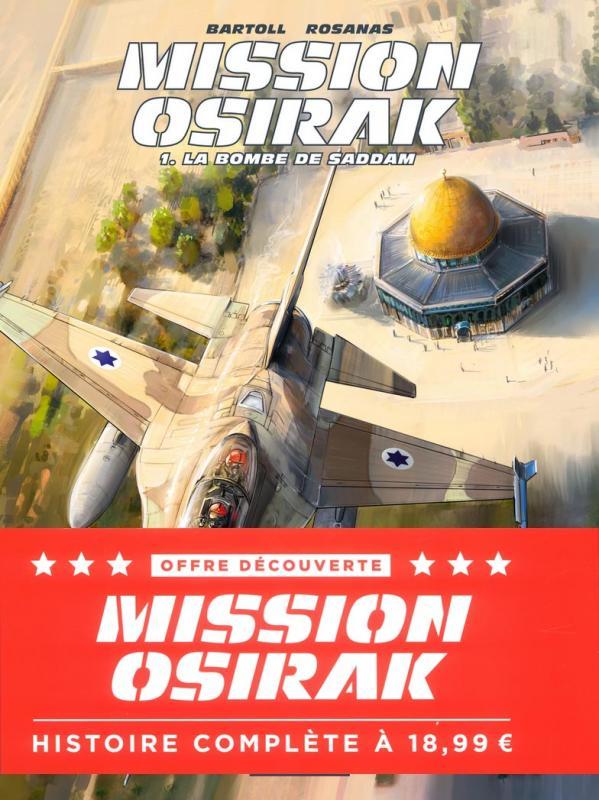 PACK MISSION OSIRAK