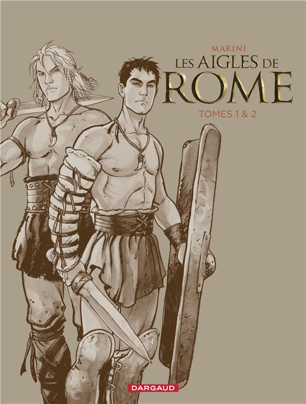 PACK AIGLE DE ROME OP ETE