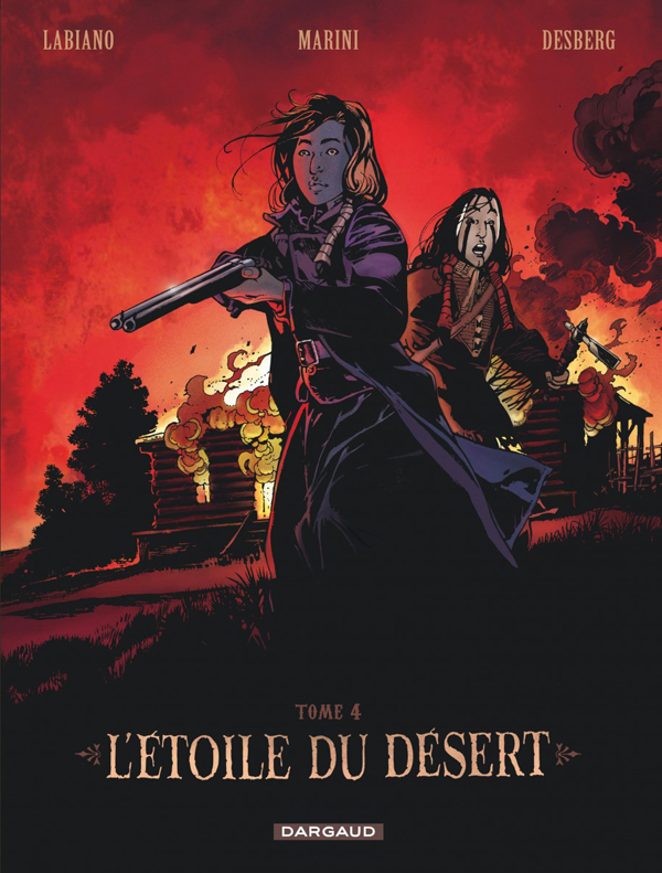 ETOILE DU DESERT T4 + PORTFOLIO