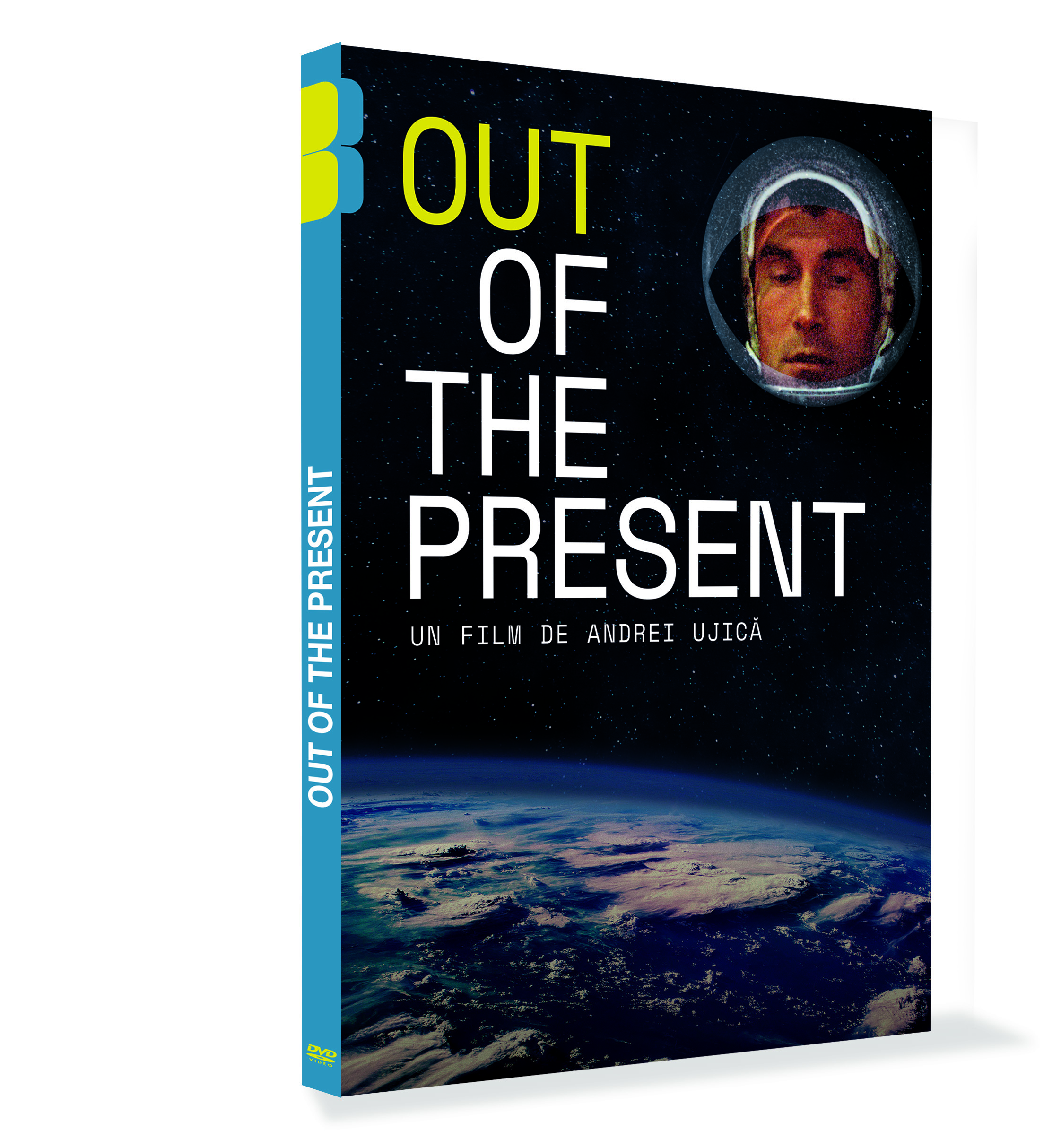 OUT OF THE PRESENT - DVD