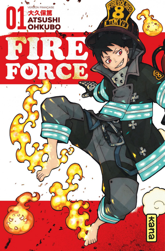 PACK FIRE FORCE T1-2-3 / T1 GRATUI